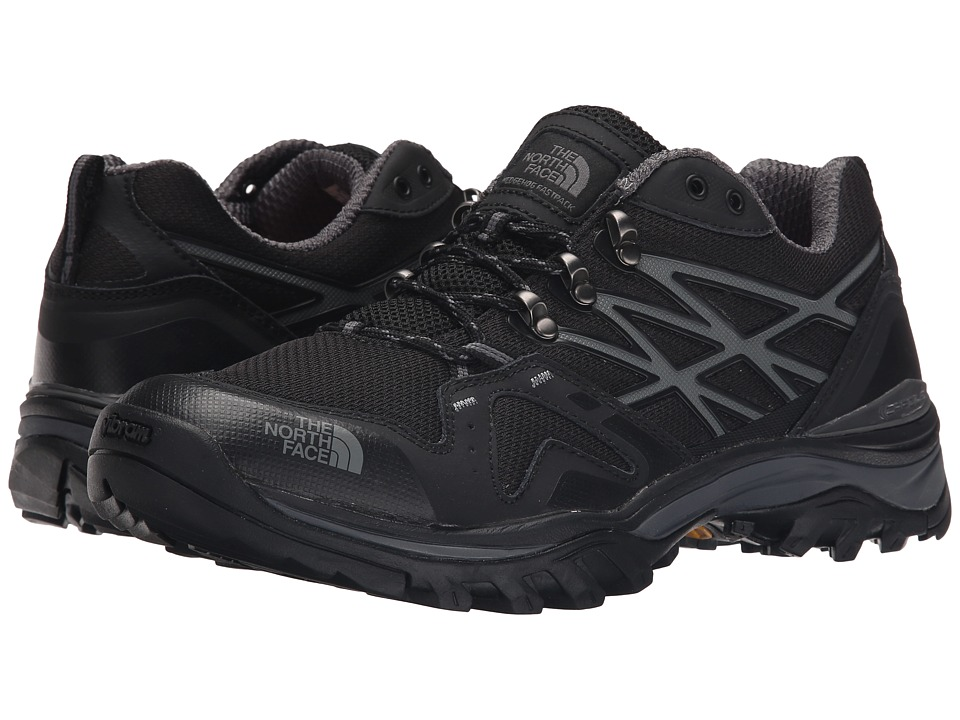 The North Face - Hedgehog Fastpack (TNF Black/Griffin Grey (Prior Season)) Men's Shoes
