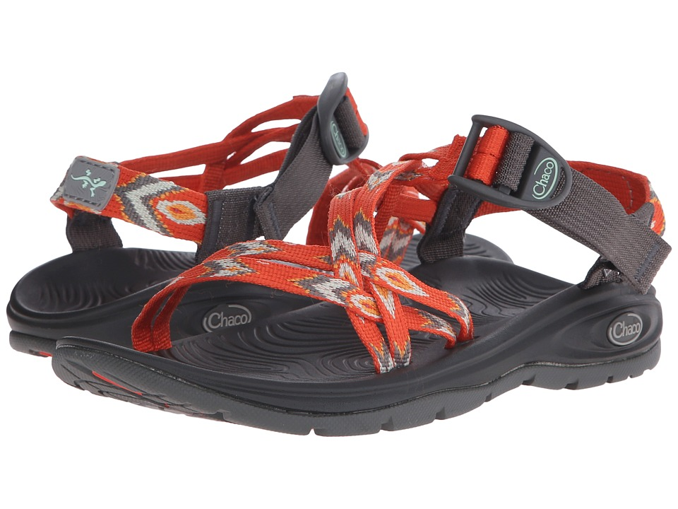 Chaco - Z/Volv X (Feathered Red) Women's Shoes