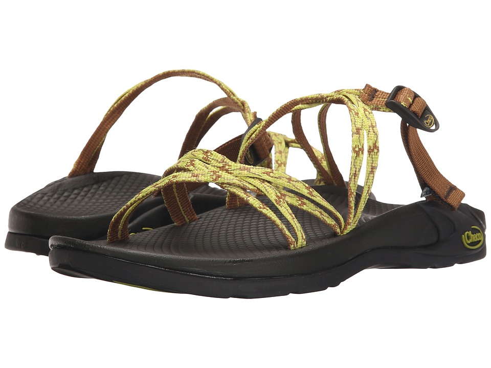 Chaco - Wrapsody X (Coral Citrus) Women's Shoes