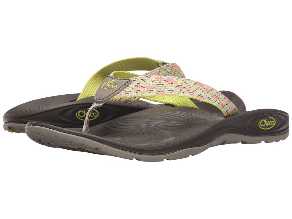 Chaco - Z/Volv Flip (York Citrus) Women's Shoes
