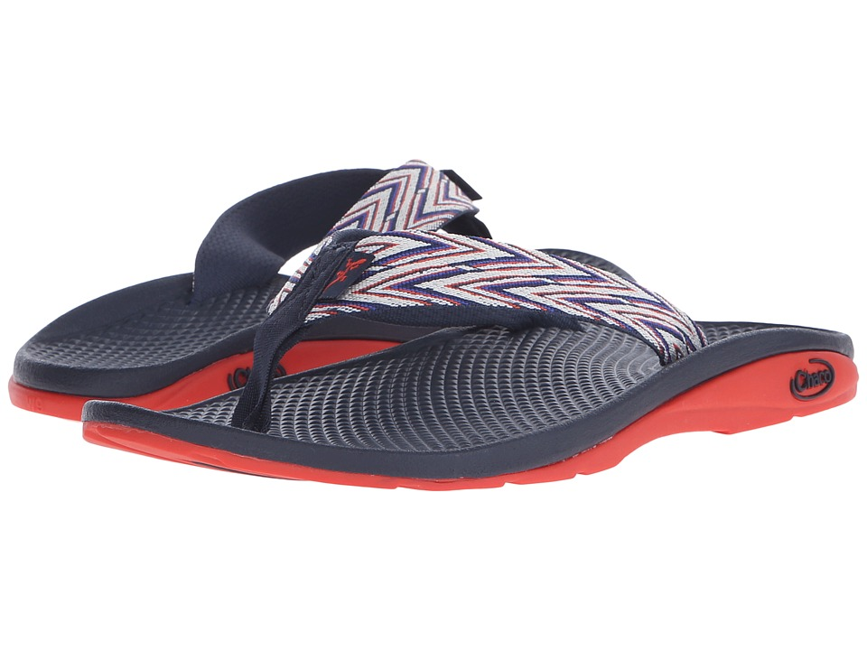 Chaco Flip EcoTread (Incan Red) Women