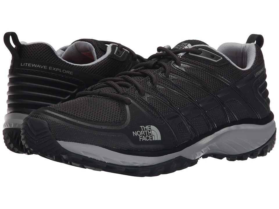 The North Face Litewave Explore (TNF Black/Metallic Silver) Men