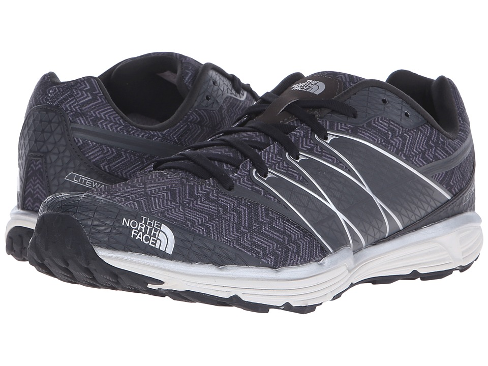 The North Face - Litewave TR (TNF Black/Vaporous Grey) Men's Running Shoes