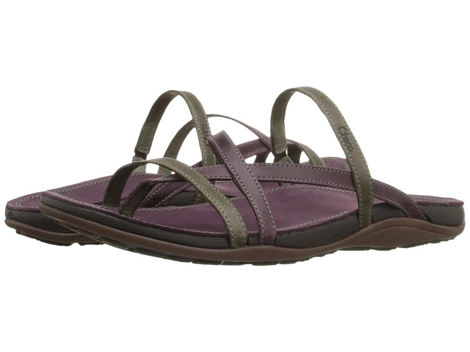 Chaco - Cordova (Olive) Women's Sandals