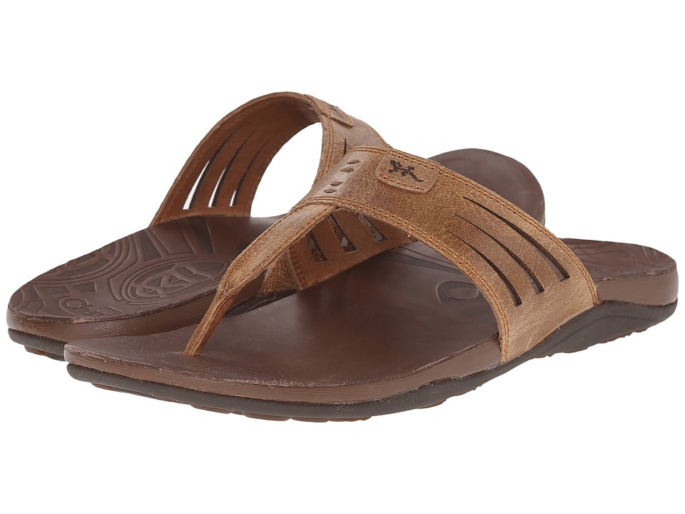 Chaco - Sansa (Dark Earth) Women's Shoes