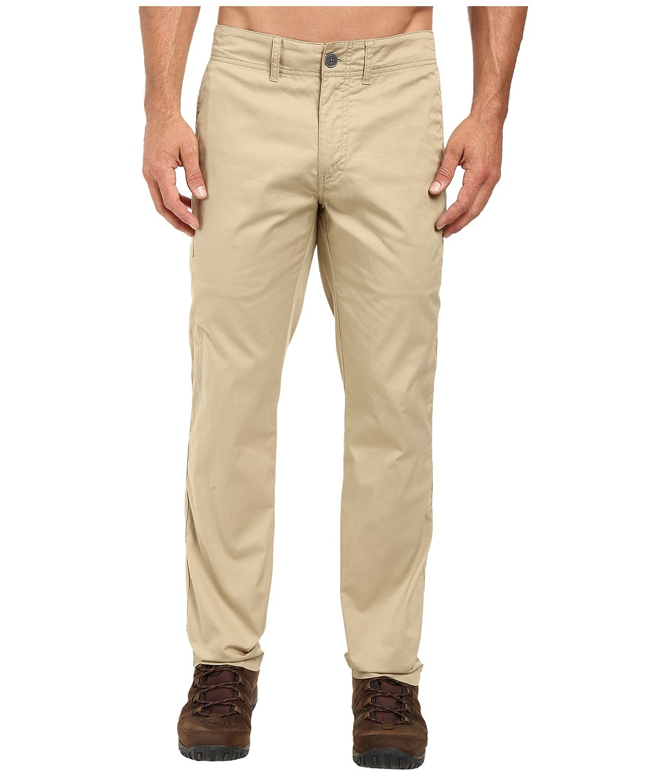 ExOfficio - BugsAway Covertical 32 Pants (Lt Khaki) Men's Clothing