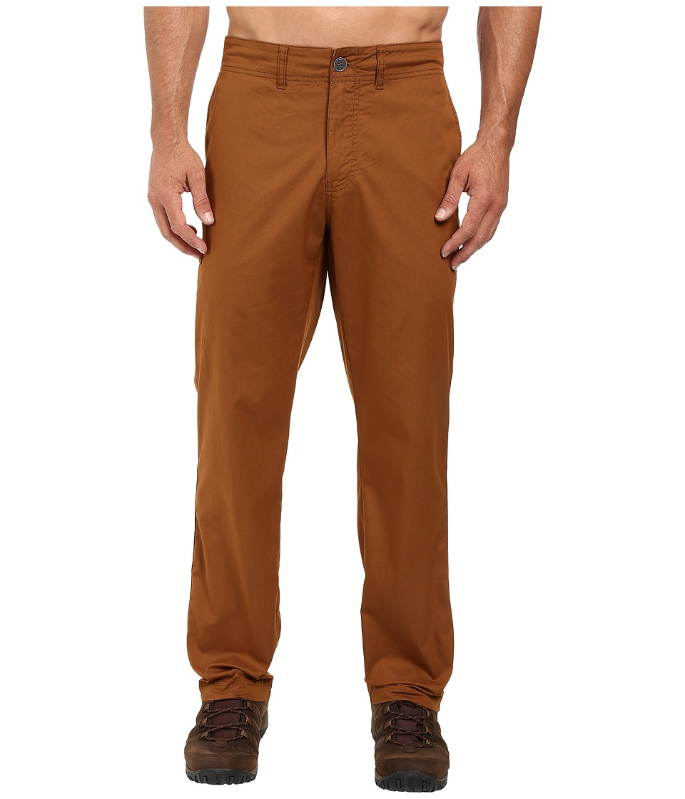 ExOfficio - BugsAway Covertical 32 Pants (Toffee) Men's Clothing