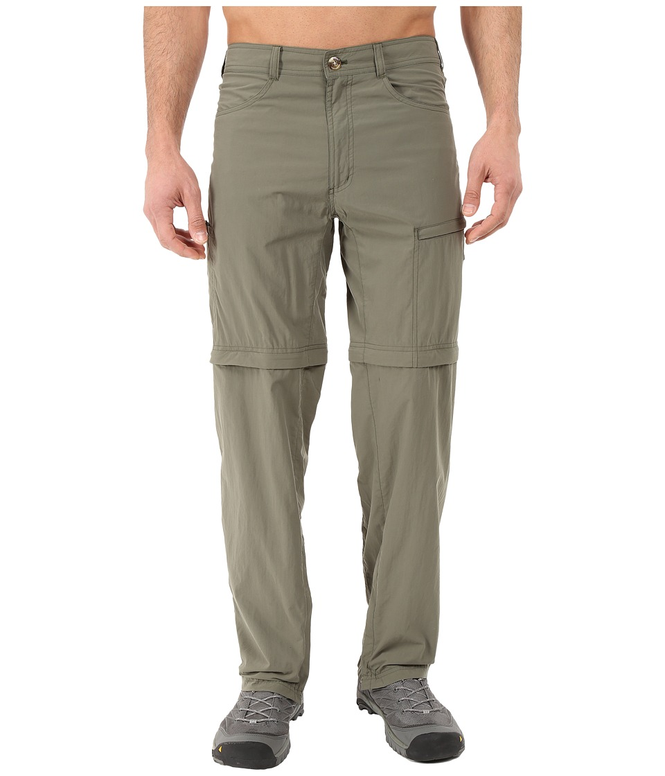 ExOfficio - BugsAway Ziwa Convertible Pants (Bay Leaf) Men's Casual Pants