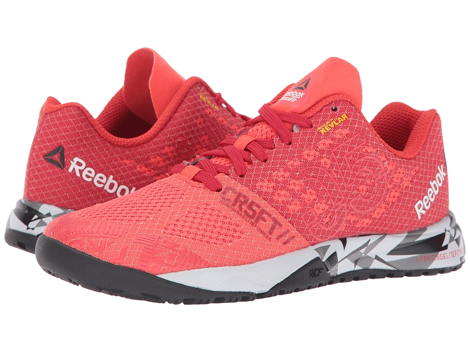 Reebok Kids - Crossfit Nano 5.0 (Big Kid) (Laser Red/Excellent Red/Black/Steel/Shark) Boys Shoes