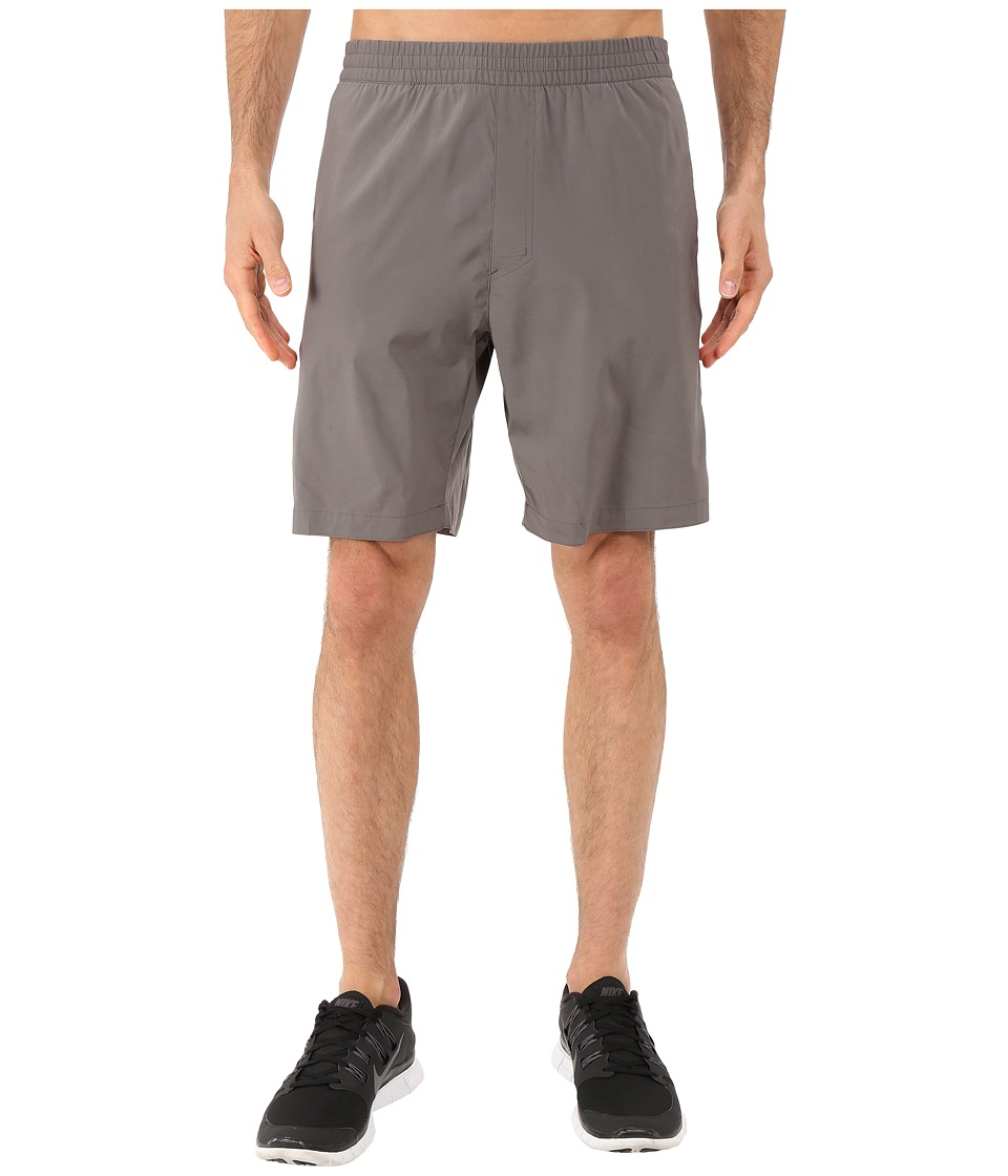 ExOfficio - Sol Cooltm Shorts (Slate) Men's Shorts