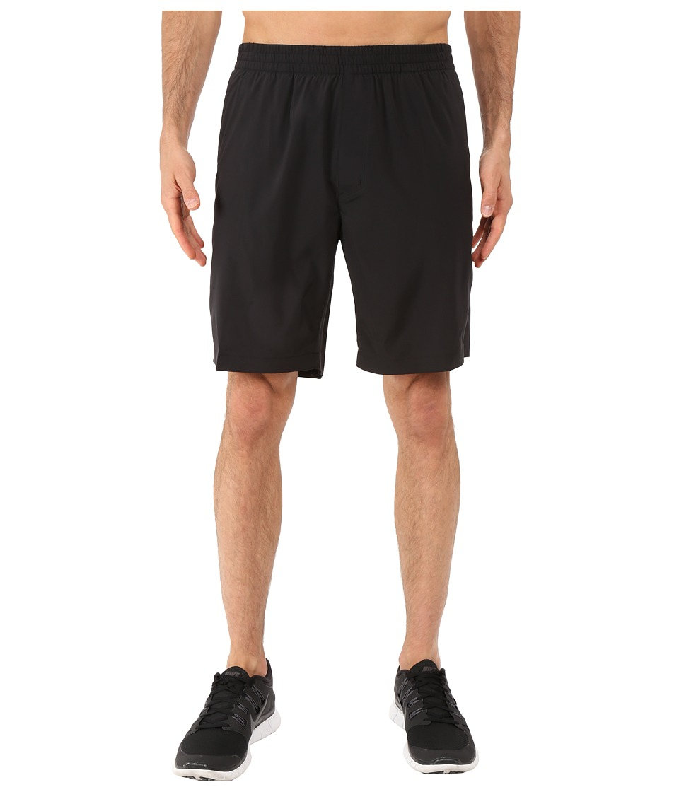 ExOfficio - Sol Cool Shorts (Black) Men's Shorts