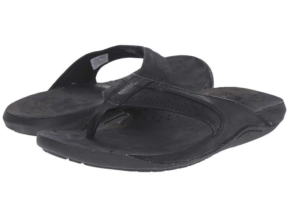 The North Face Bridgeton Flip Flop (TNF Black/TNF Black) Men