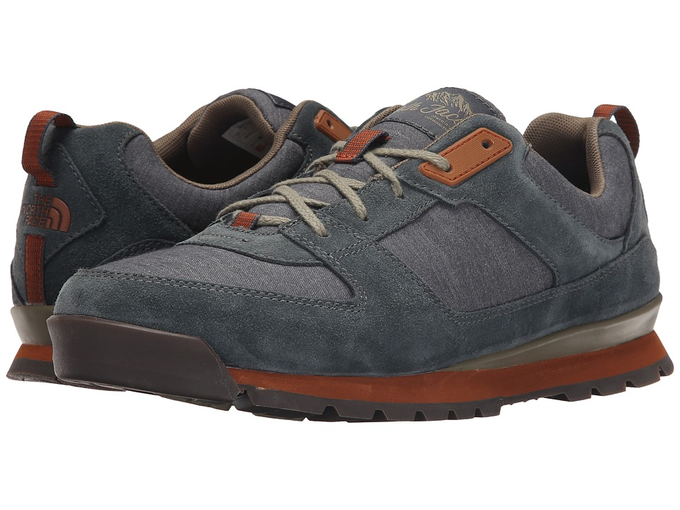 The North Face - Back-To-Berkeley Redux Low (Spruce Green/Mocha Brisque) Men's Lace up casual Shoes