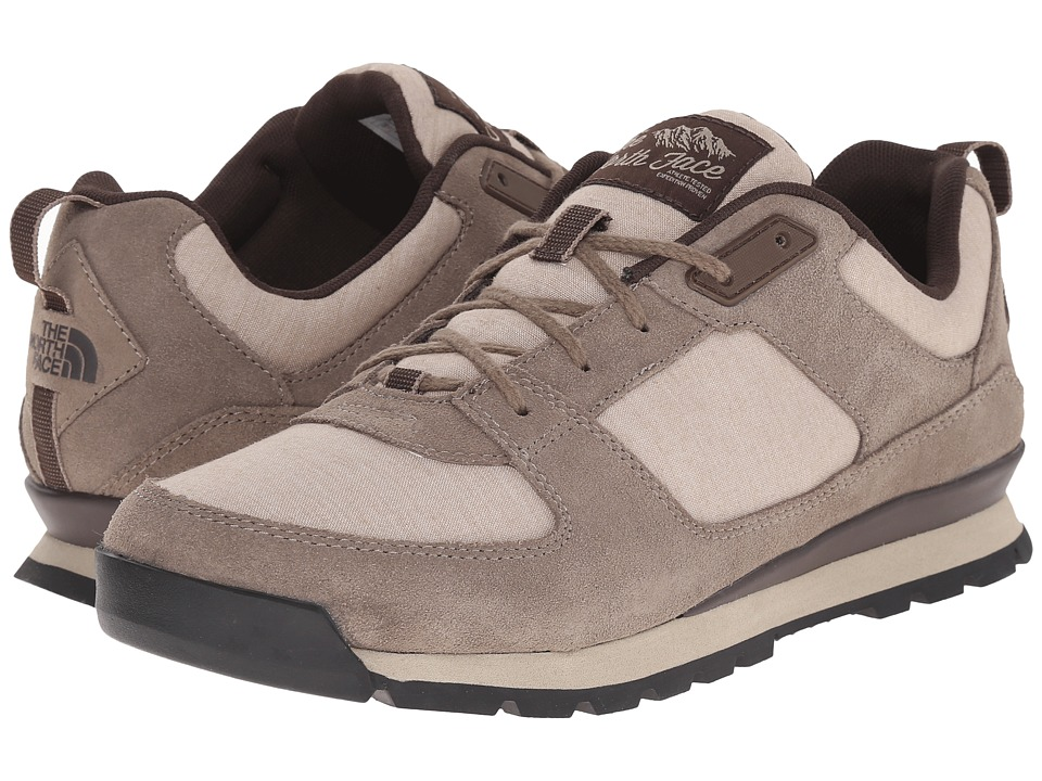 The North Face - Back-To-Berkeley Redux Low (Brindle Brown/Plaza Taupe) Men's Lace up casual Shoes