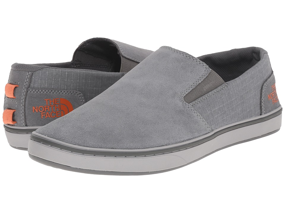 The North Face - Base Camp Lite Slip On (Sedona Sage Grey/Orange Rust) Men's Shoes