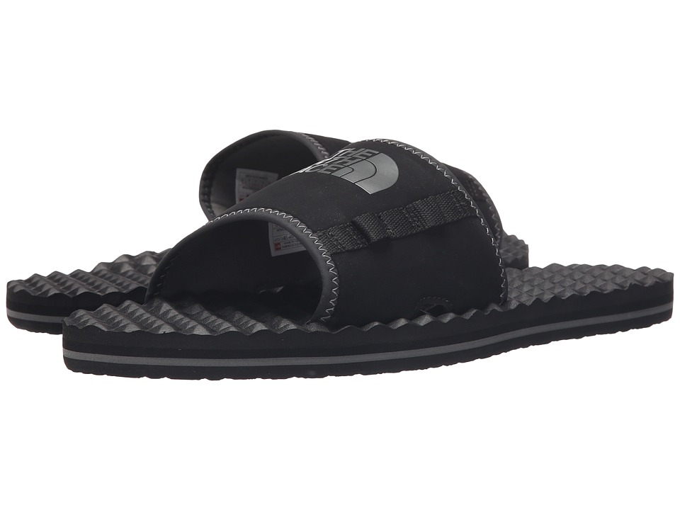 The North Face - Base Camp Plus Slide (TNF Black/Graphite Grey) Men