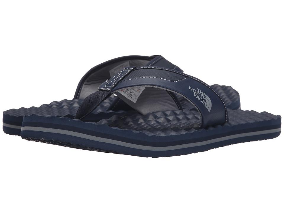 The North Face - Base Camp Plus Flip Flop (Cosmic Blue/Monument Grey) Men's Sandals