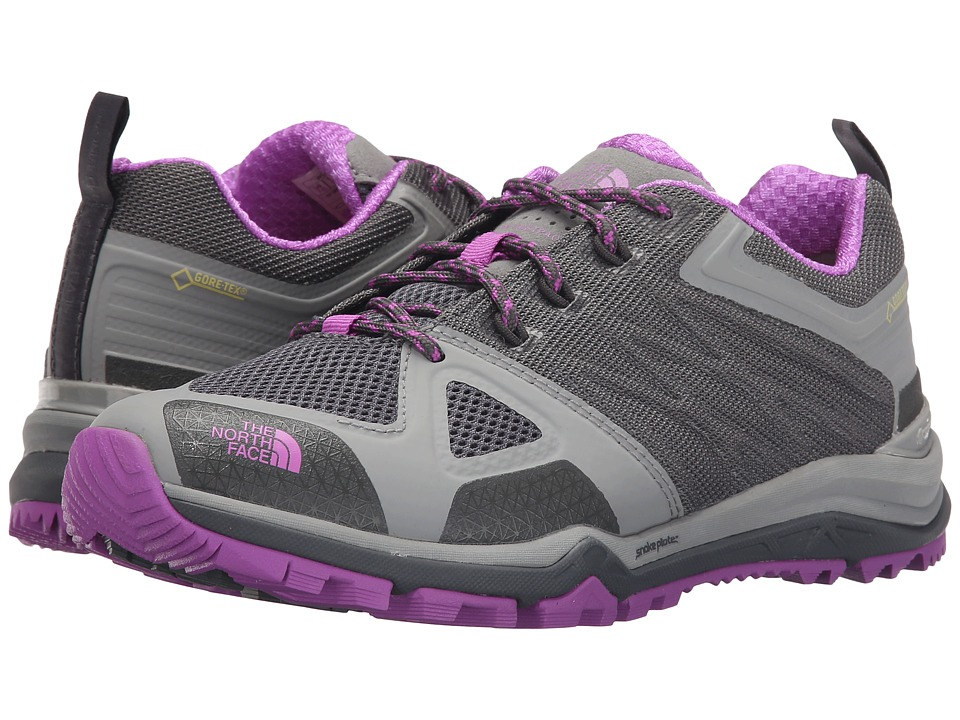The North Face - Ultra Fastpack II GTX (Zinc Grey/Sweet Violet) Women's Shoes