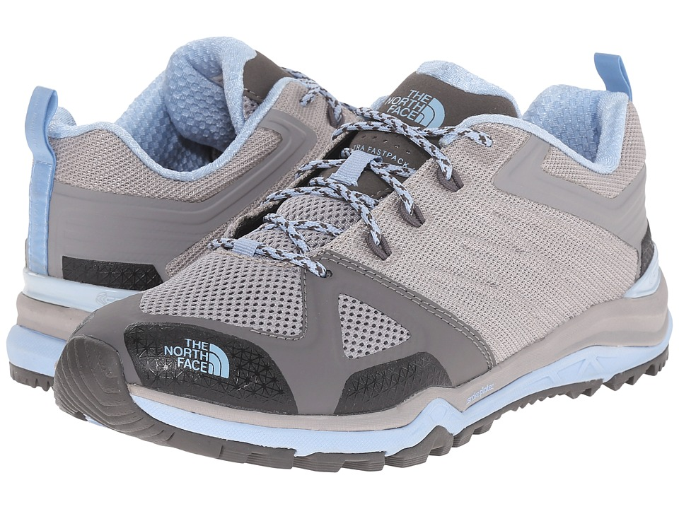 The North Face - Ultra Fastpack II (Foil Grey/Powder Blue) Women's Shoes