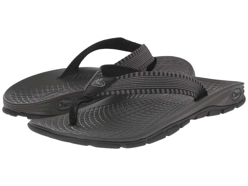 Chaco - Z/Volv Flip (Geyser Black) Men's Sandals