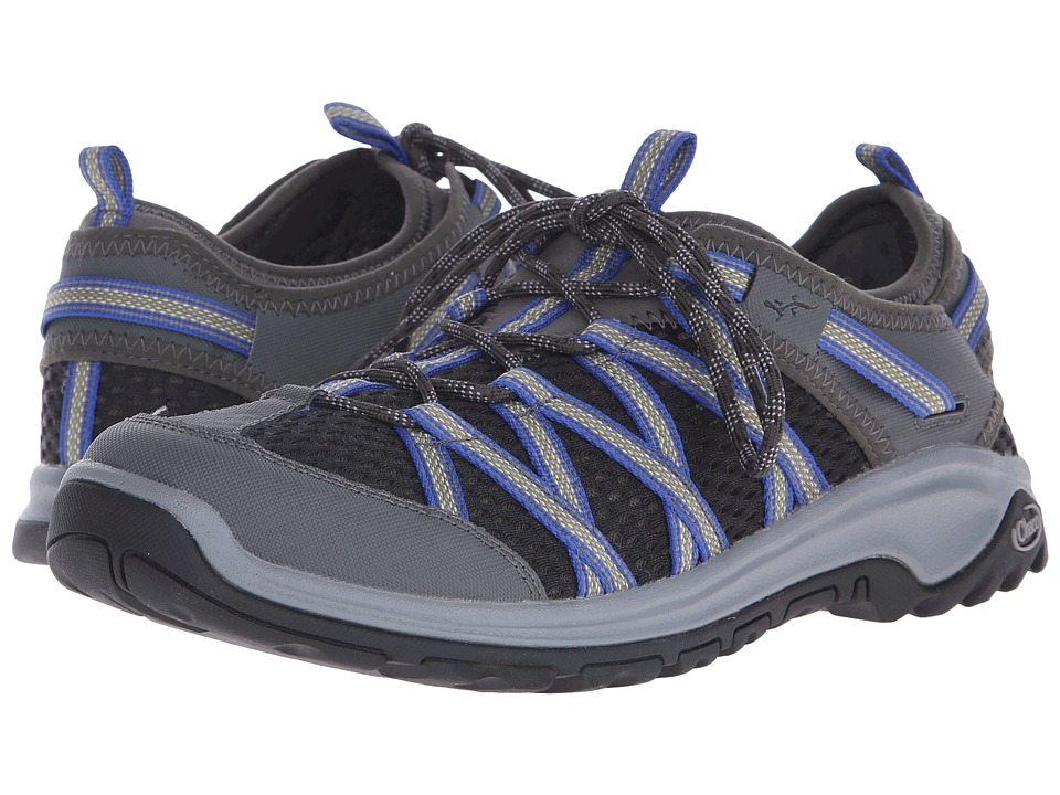 Chaco - Outcross Evo 2 (Path Gunmetal) Men's Shoes
