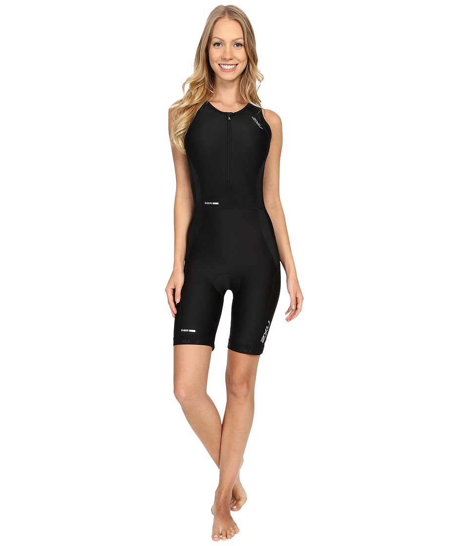 2XU - Perform Trisuit (Black/Black) Women