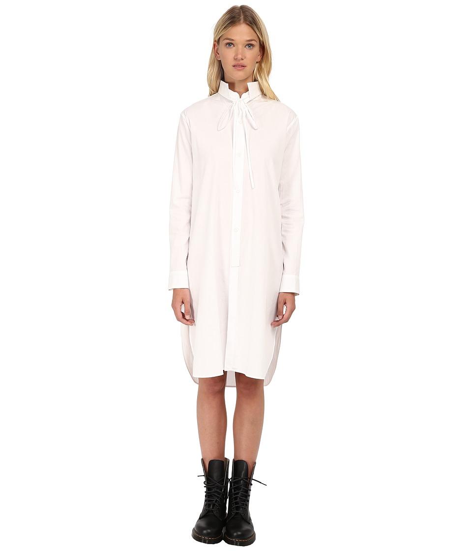 Y's by Yohji Yamamoto - YY-B02-001 (White) Women's Dress