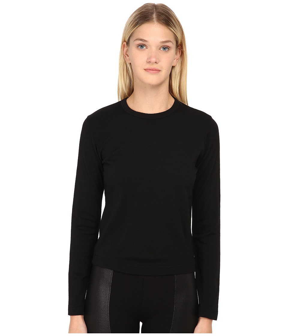 Y's by Yohji Yamamoto - YY-T97-171 (Black) Women's T Shirt