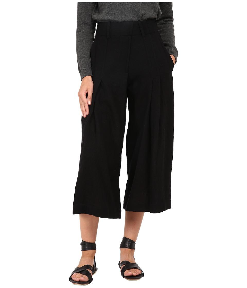 Y's by Yohji Yamamoto - YY-P07-119 (Black) Women's Clothing