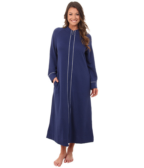 Carole Hochman - Zip Robe (Navy) Women