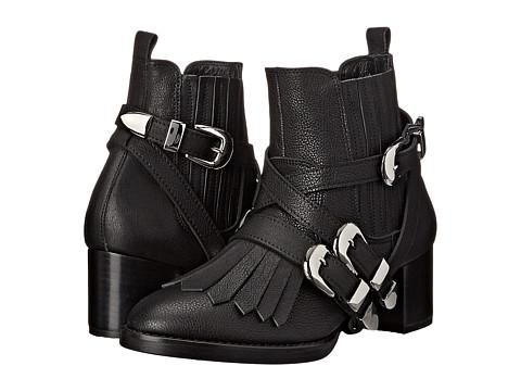 Y's by Yohji Yamamoto - YY-E09-712 (Black) Women's Pull-on Boots