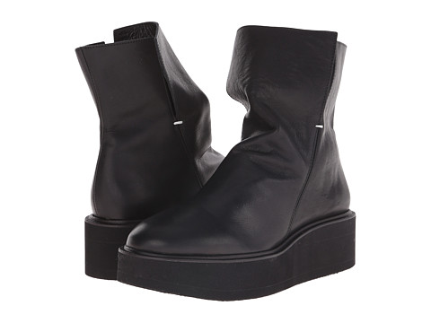 Y's by Yohji Yamamoto - YY-E03-711 (Black) Women's Zip Boots