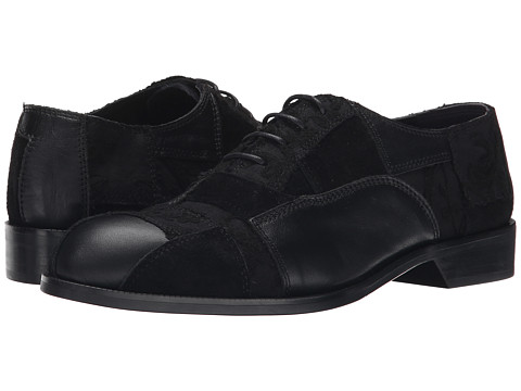 Y's by Yohji Yamamoto - YY-E31-718 (Black) Women's Lace up casual Shoes