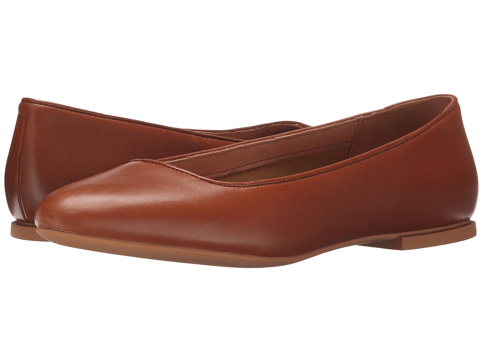 Camper - Isadora - 22565 (Medium Brown) Women's Flat Shoes