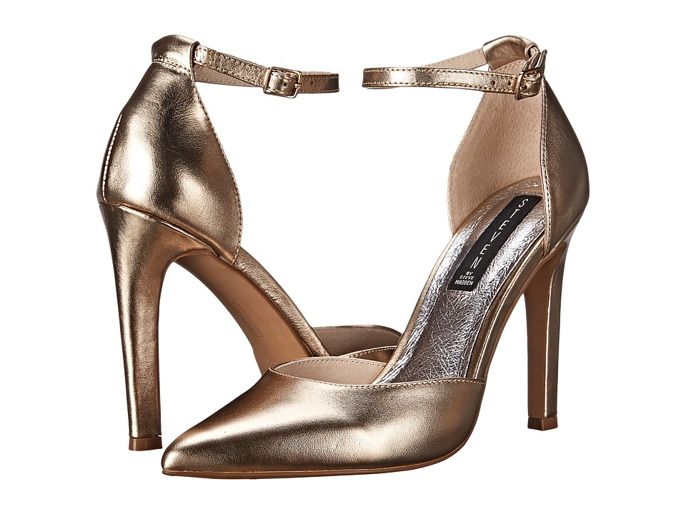 Steven - Adell (Gold Metallic) High Heels