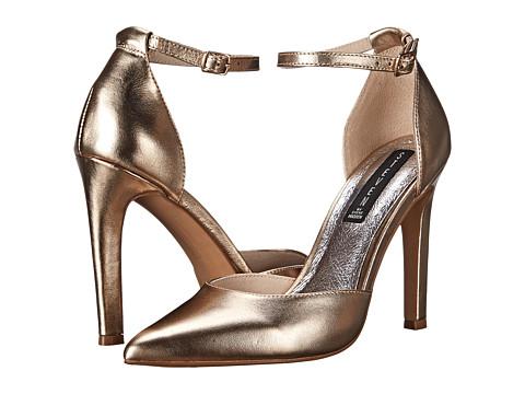 Steven - Adell (Gold Metallic) High Heels