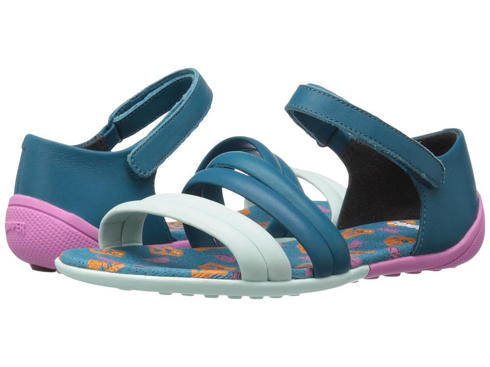Camper - Peu Circuit - K200173 (Turquiose) Women's Sandals