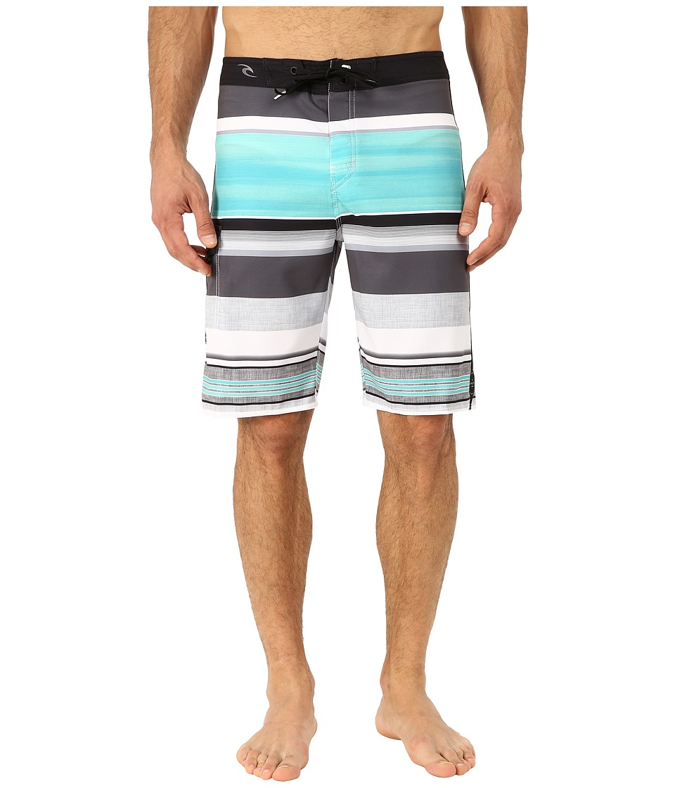 Rip Curl - Overruled Boardshorts (Teal) Men's Swimwear