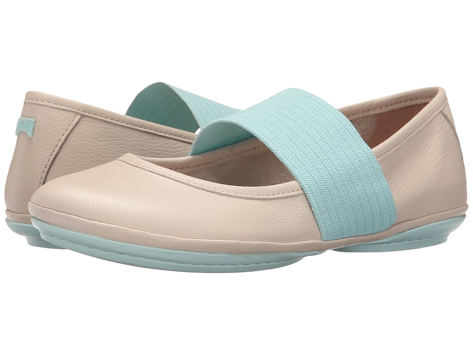 Camper - Right Nina - 21595 (Medium Beige) Women's Slip on Shoes