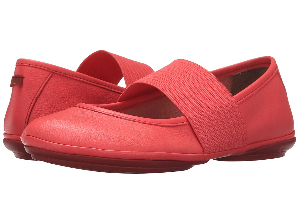 Camper - Right Nina - 21595 (Medium Pink) Women's Slip on Shoes