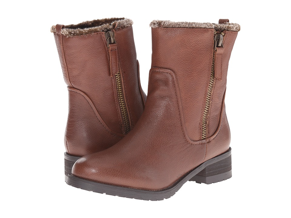 Steven - Cozy (Brown Leather) Women