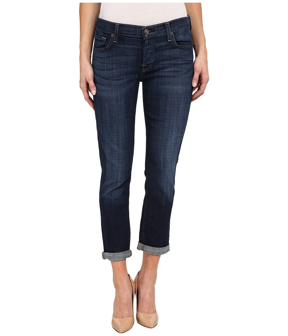 7 For All Mankind - Josefina in Royal Broken Twill (Royal Broken Twill) Women's Jeans