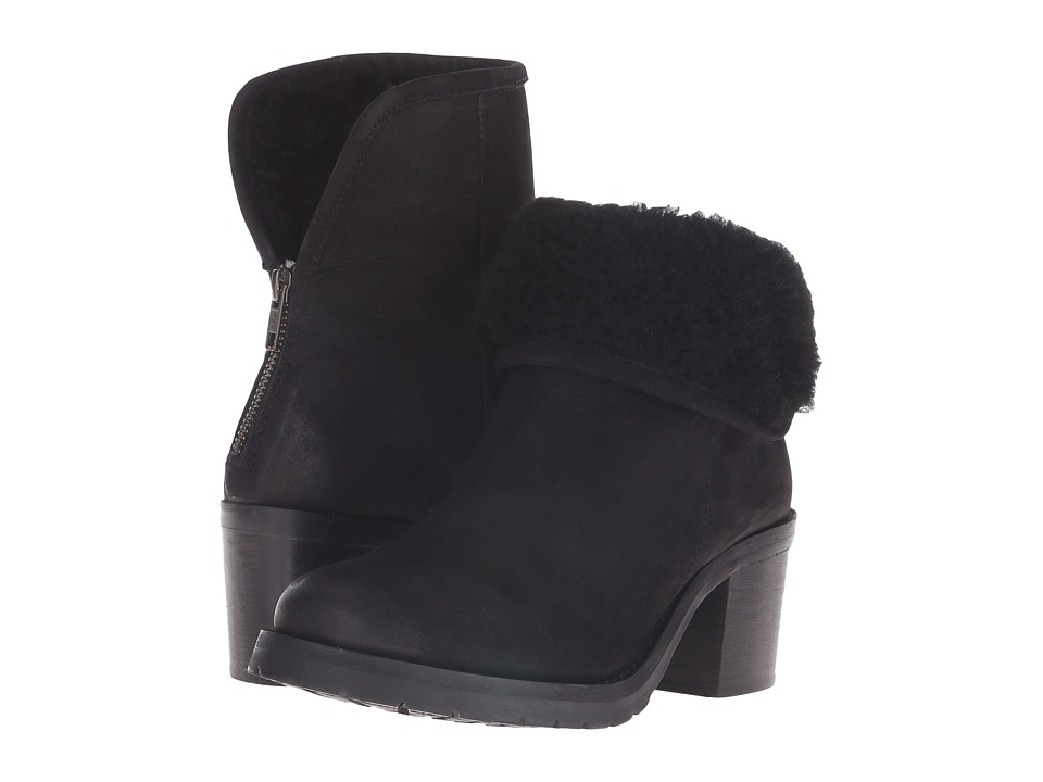 Steven - Havek (Black Nubuck) Women