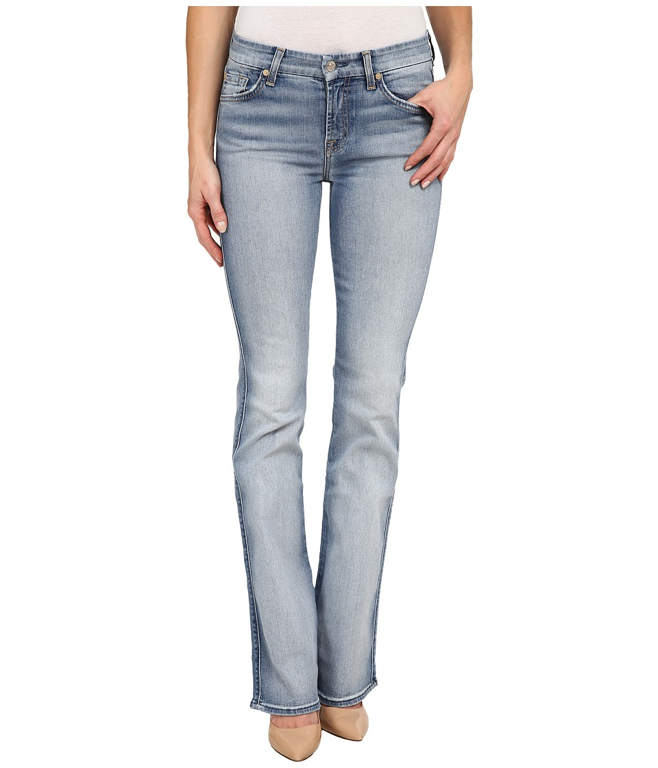 7 For All Mankind - Kimmie Bootcut in Pretty Light Vintage (Pretty Light Vintage) Women