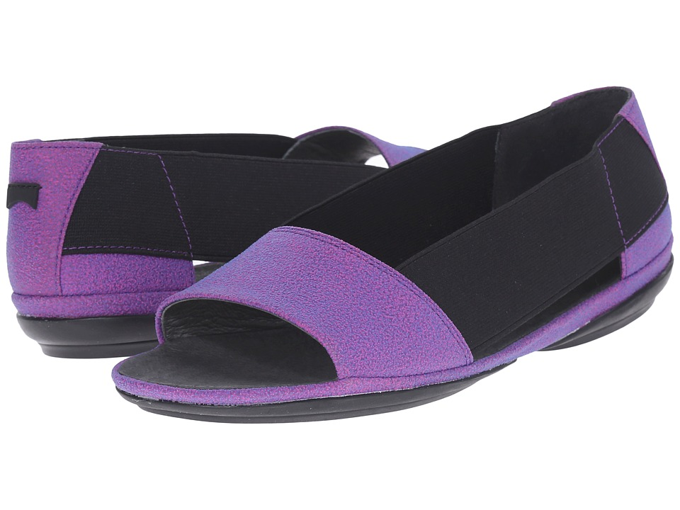 Camper - Right Nina - K200141 (Medium Purple) Women's Flat Shoes