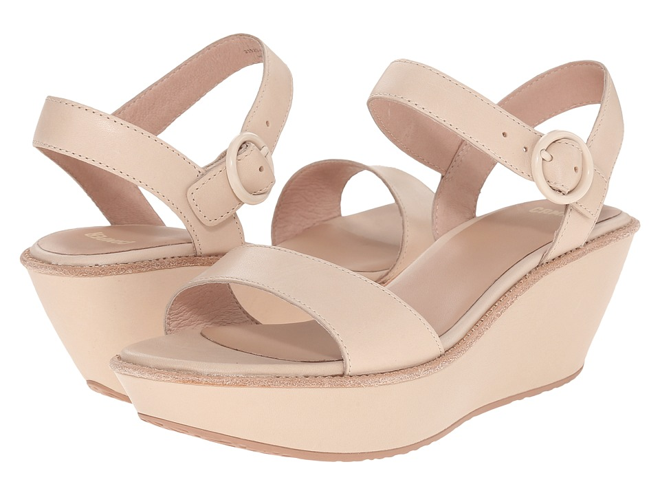 Camper - Damas 21923 (Medium Beige) Women's Shoes