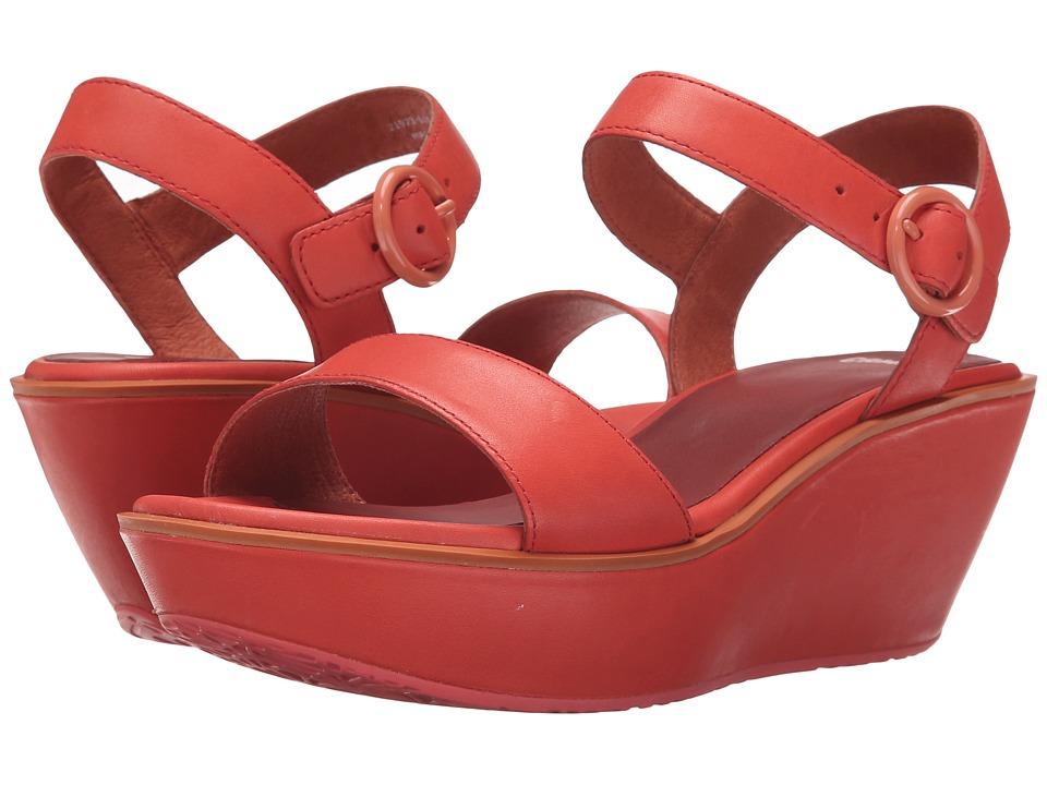 Camper - Damas 21923 (Medium Pink) Women's Shoes