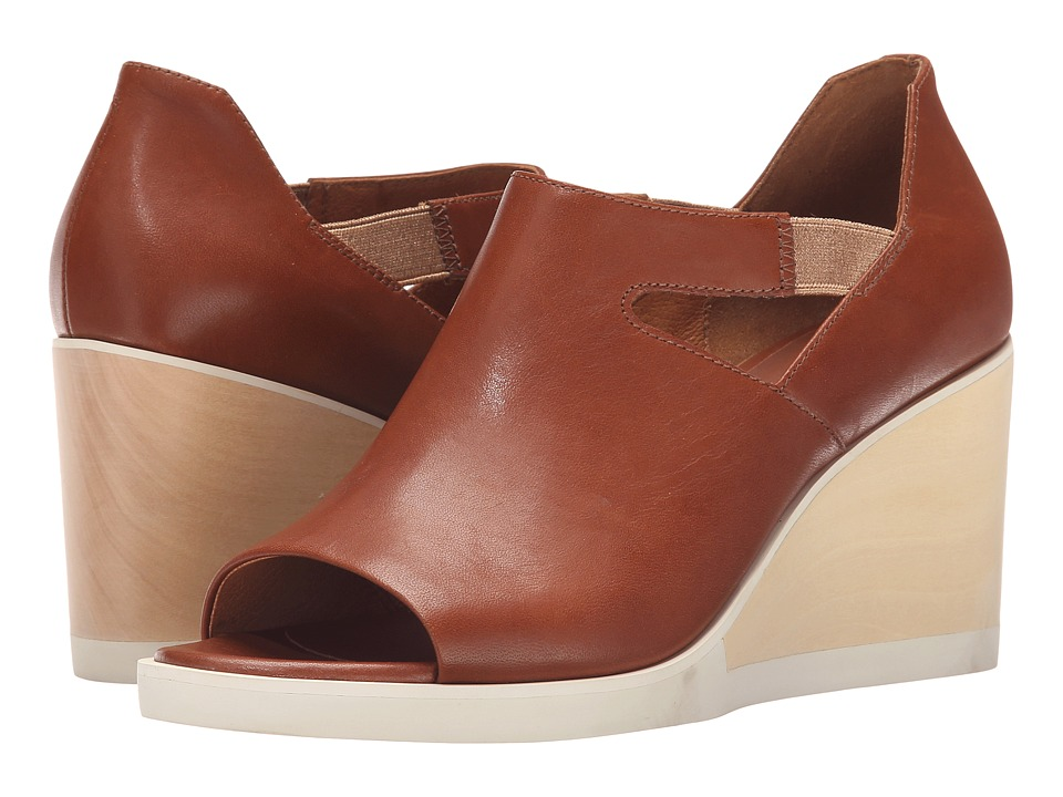 Camper - Limi - K200113 (Medium Brown) Women's Wedge Shoes