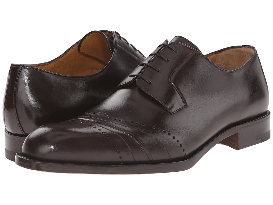 a. testoni - Vitello Deluxe Oxford (Alo) Men