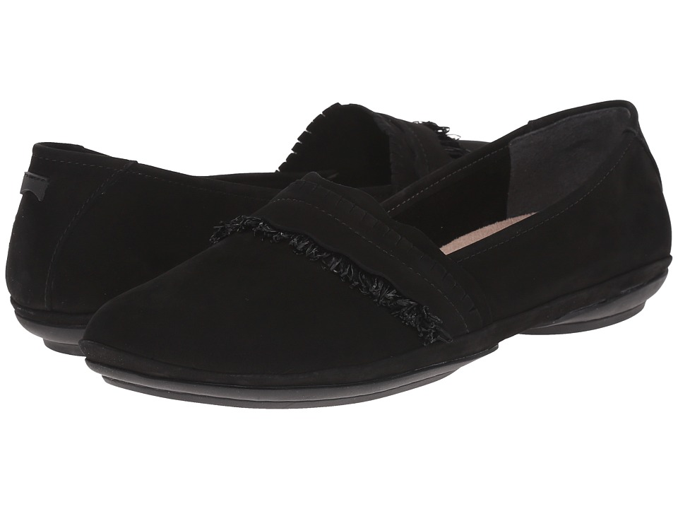 Camper - TWS - K200143 (Black) Women's Flat Shoes